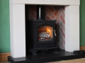 Showroom 1 - Esse Vista 500 5Kw Stove