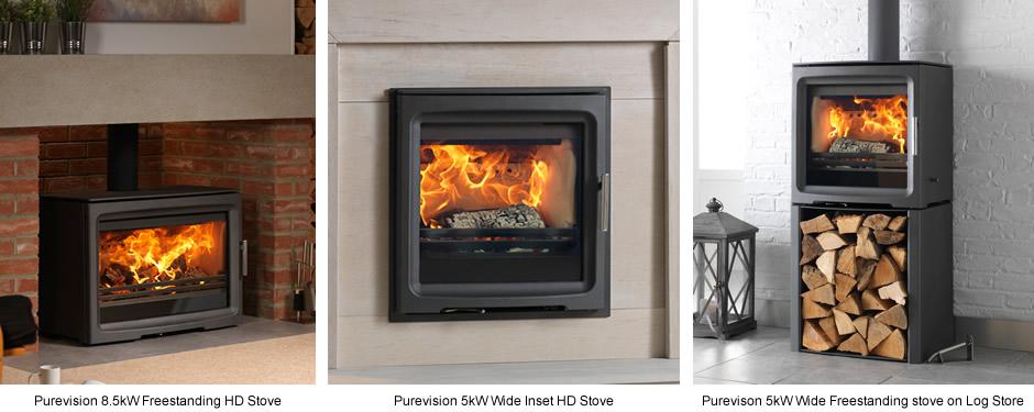 Fireline Pure Vision HD