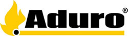 Aduro stoves brochure - logo